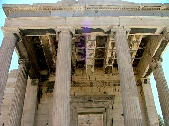 greek architecture essential humanities