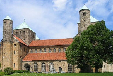 St Michael's at Hildesheim