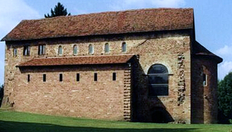 Carolingian Church