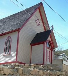 Carpenter Gothic Church (Colorado)