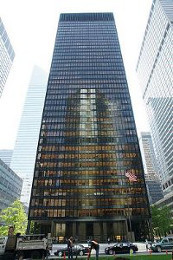 Seagram Building, New York