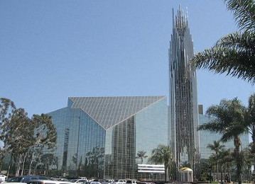 Crystal Cathedral, California