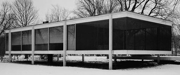 Farnsworth House, Illinois