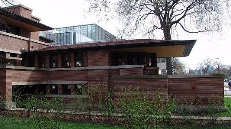 Robie House, Chicago