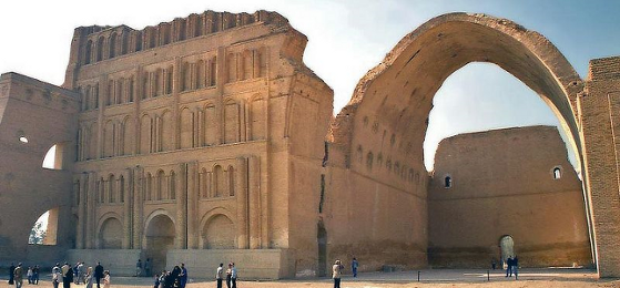 Ancient Persian Art And Architecture Ruins of the Palace at