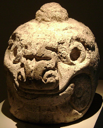 Chavin Sculpture