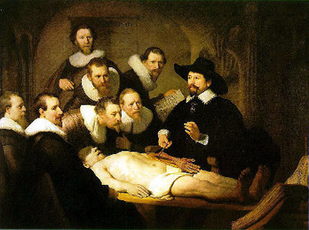 The Anatomy Lesson of Dr. Tulp
