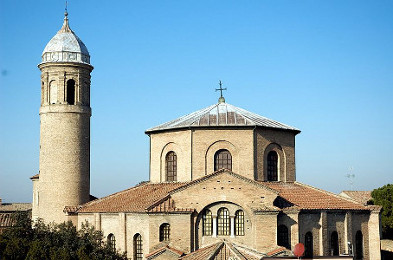Church of San Vitale (Byzantine-style church in Ravenna, Italy)