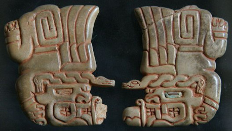 Chavin Relief Sculpture