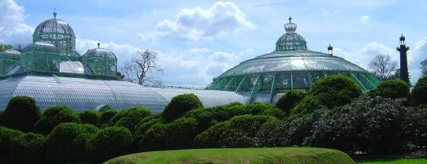 Iron-and-glass Greenhouses (Belgium, 19th c.)