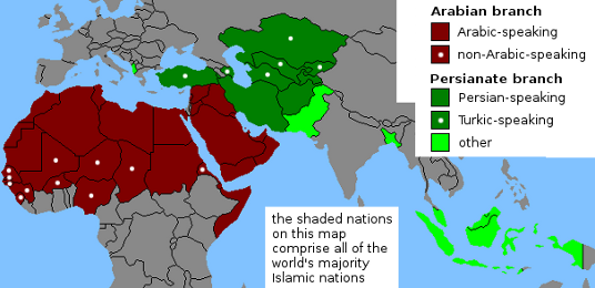 how did islam spread so rapidly