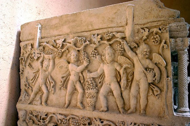 Early Christian Sarcophagus