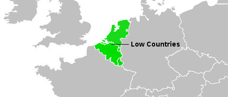 The 'Low Countries' Region