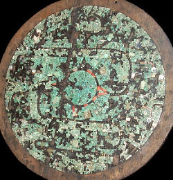Mesoamerican Ceremonial Shield
