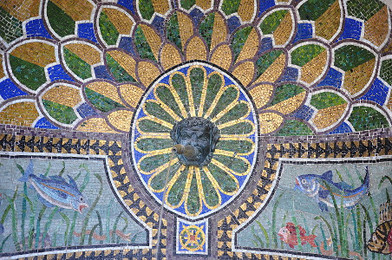 Mosaic essential humanities for Art moderne definition