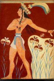 'Prince of the Lilies' Mural (Knossos)