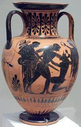 Black-figure Jar