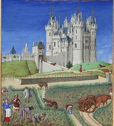 September (Très Riches Heures)