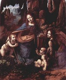 Virgin of the Rocks, Leonardo