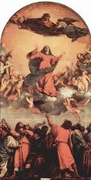 Assumption of the Virgin, Titian