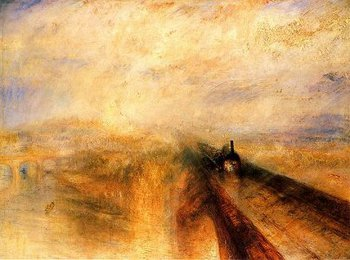 <em>Rain, Steam and Speed</em>, Turner