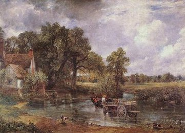 <em>The Hay-Wain</em>, Constable