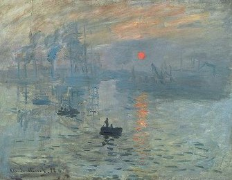 <em>Impression: Sunrise</em>