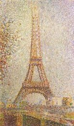<em>Eiffel Tower</em>, Seurat
