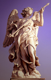Angel with Spear