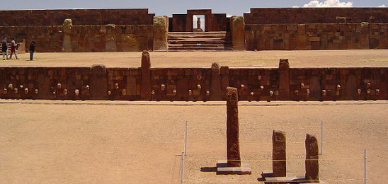 Ruins of Tiwanaku