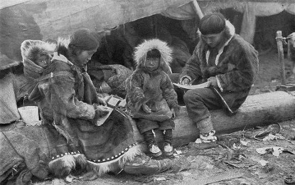Arctic People (Inuit family)