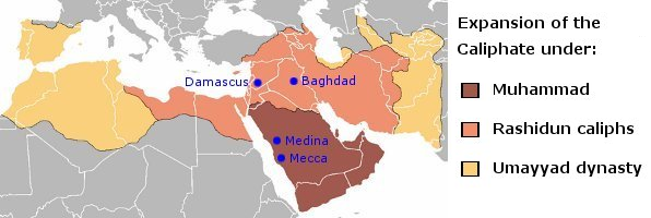 Expansion of the Caliphate