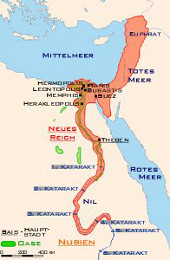 History Of The Ancient Middle East Essential Humanities - Map of ancient egypt 3000 bc