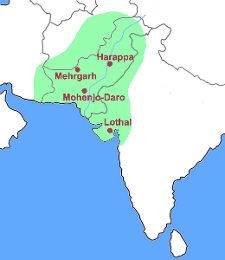 Region of Indus Civilization