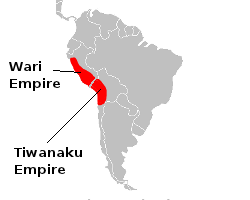 Middle Horizon: Tiwanaku and Wari civilization