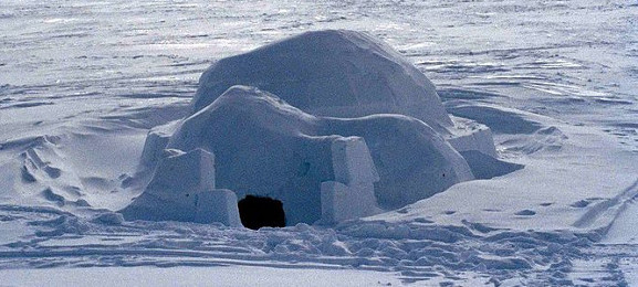 Arctic Building (Inuit igloo)