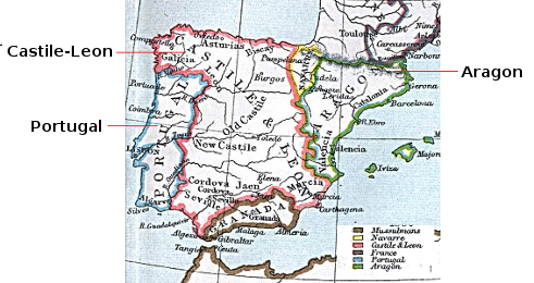 Kingdoms of Later Medieval Iberia