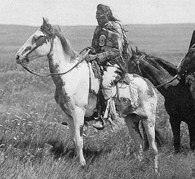 Plains Man (Blackfoot chief)