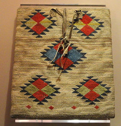 Plateau Art (Yakama bag)