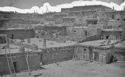 Southwest Village (Zuni village)