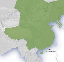 Yuan Dynasty (post-Mongol Empire)